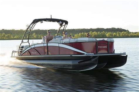 sylvan pontoon boats 2018 new 2018 sylvan s5 extreme power boats outboard in