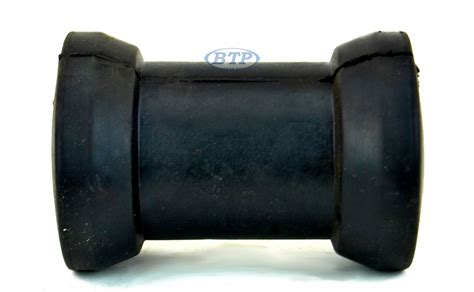 6 inch boat trailer rollers 5 inch black rubber keel boat roller 5 8 quot bore