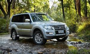 Mitsubishi Montero Australia 2015 Mitsubishi Pajero On Sale In Australia From 50 990