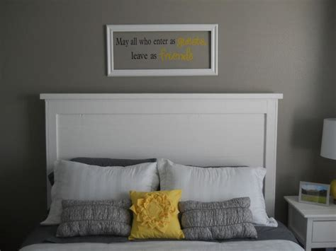 Diy White Headboard by 25 Best Ideas About Diy Headboard Wood On