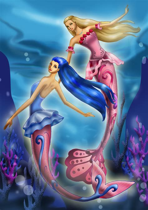 film barbie mermaidia barbie mermaidia barbie movies fan art 37248832 fanpop