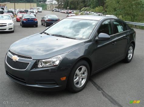 chevy cruze grey 2013 cyber gray metallic chevrolet cruze lt 69949361