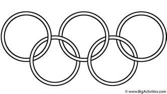 olympic color olympics coloring pages for winner coloring pages