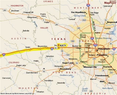 where is katy texas in the map texas real estate images gallery