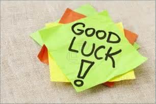 gud luck bu research blog congratulations and good luck