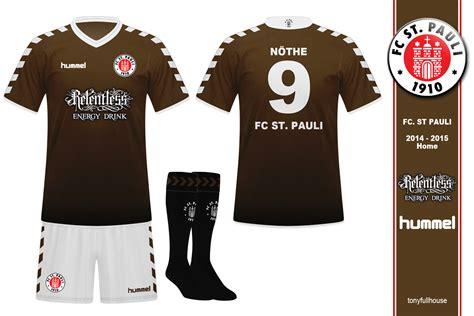 St Pauli Trikot 2015 2858 by Platense Present 243 Camiseta Para La Nueva Temporada Taringa