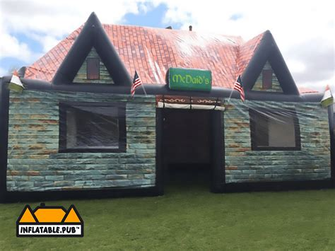 pop up houses for sale inflatable pub for sale hire