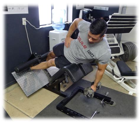 side bench exercise core stability training for the advanced lifter bret