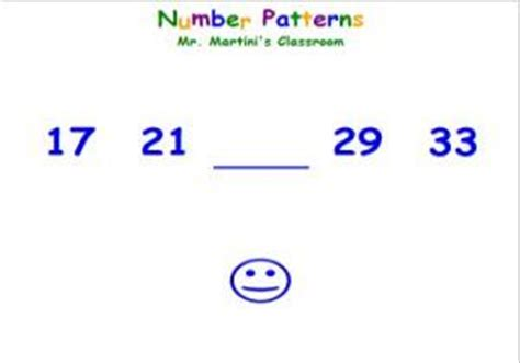 number pattern games online free sequences and number patterns patterns gallery