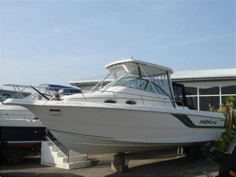 proline diesel boats sale diesel boat proline 251 in girona power boats used 05057