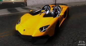 Lamborghini Aventador Tt Lamborghini Aventador J Tt Black Revel For Gta San Andreas