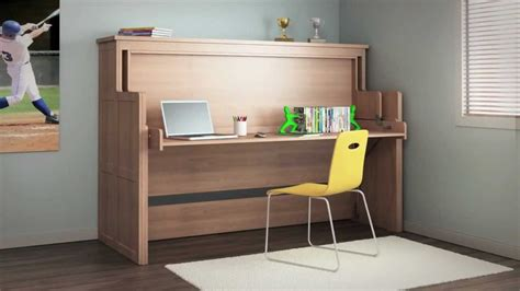 The Bed Desk by Org Home Desk Bed A Desk Turn Into A Bed