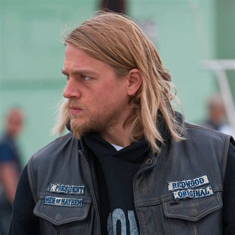Getting A Jax Teller Hairstyle | getting a jax teller hairstyle charlie hunnam haircut