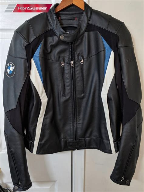 Bmw Motorrad Jacket Germany by Bmw Motorrad Doubler Race Leather Motorcycle Jacket Size