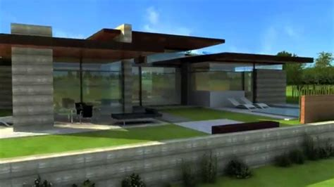 Best Modern House Plans by Modern Home Youtube