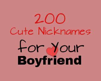 your boyfriend find name and alphabetical order on