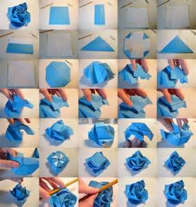 Papercraft Origami Flowers - el becerileri mahmure den linkler