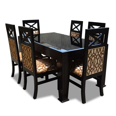 dining table in la rosa six seater dining table set 6 seater dining