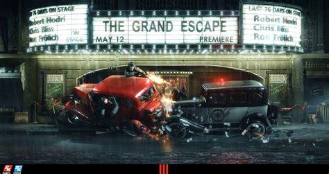 Original Xbox One For Honor Dan Mafia 3 Mafia 3 Reveal Might Be Coming At E3 2015 Set In