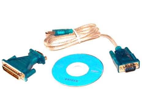 Adaptor Me 25 new usb 2 0 to rs232 serial 9 pin cable db9 to db25
