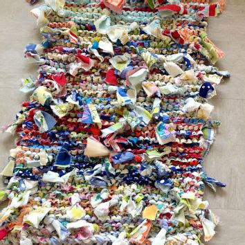 shabby chic rag rug shop shabby chic rugs on wanelo