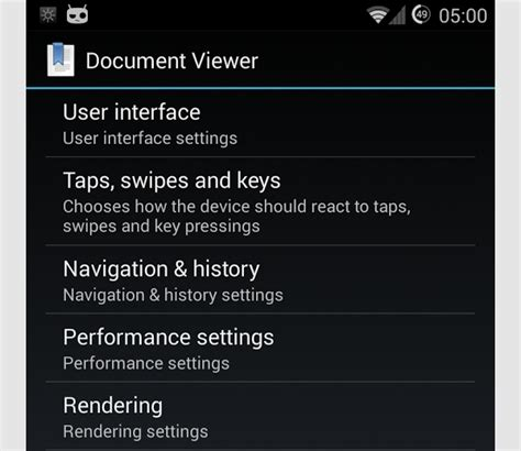 Document Viewer For Android