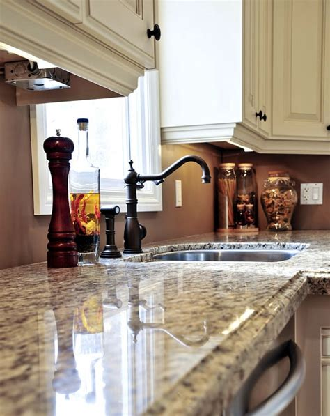 How Much Do Granite Countertops Cost Installed by How Much Do Granite Countertops Cost The Kitchn