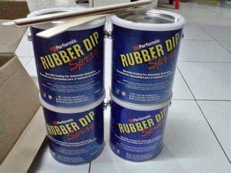 spray paint indonesia baru plastidip indonesia sprayable peelable rubber