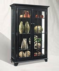 Curio Cabinet Black Finish 301 Moved Permanently