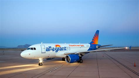 allegiant adds route from nashville to michigan 49 tickets available