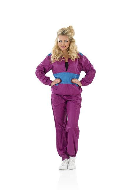 90s fancy dress costumes ebay ladies shell suit costume for 90s scouser fancy dress