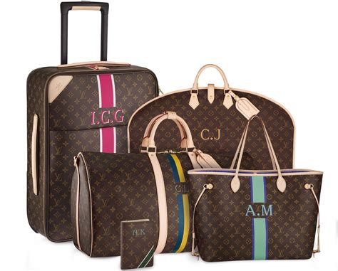 louis vuitton travel bag set womens fashion