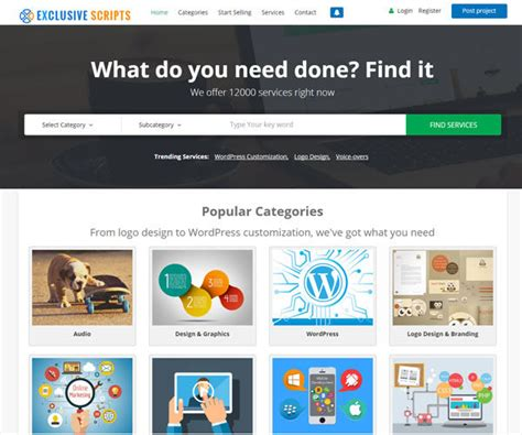wordpress subcategory template choice image templates