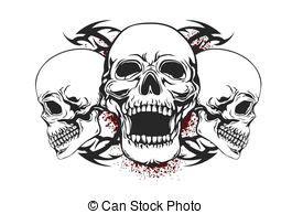 skull illustrations and clip art 54 222 skull royalty