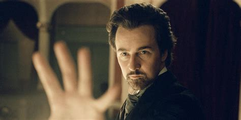 film terbaik edward norton ed norton movie the illusionist to be adapted for tv by the cw