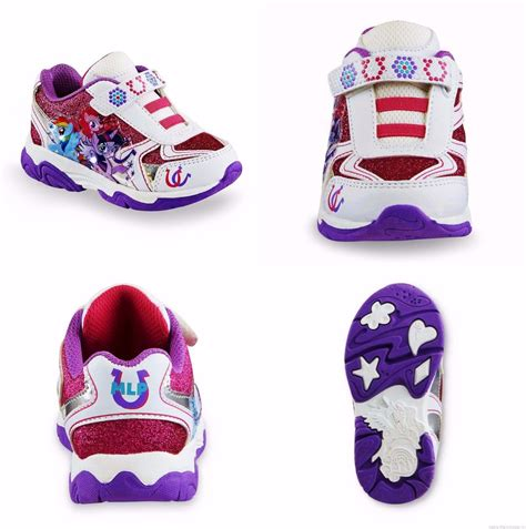 my little pony light up shoes my little pony twilight light up sneakers athletic shoes