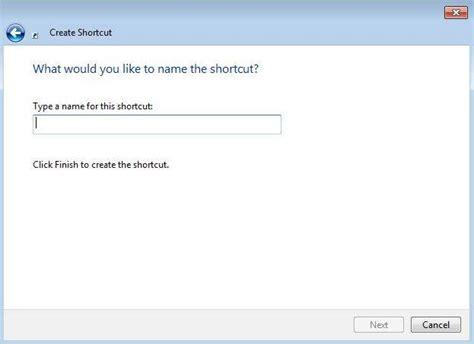 Windows Reset Password Shortcut | how to create a password reset wizard shortcut in windows 7