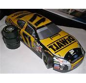 Car PaperCraft  Nascar Race Paper Model Pepakura