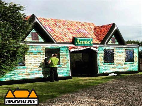pop up house usa pop up house usa exterior inflatable pub