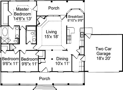 1500 sq ft floor plans house plans 1500 square 1500 sq ft house plans