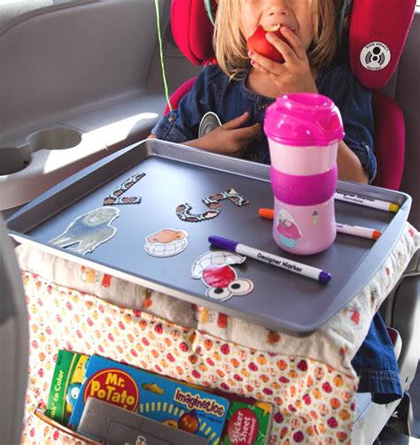 Kindersitz Tisch Auto by Best 25 Travel Tray Ideas On Travel Tray For