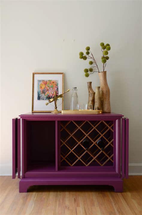 repurposed furniture ideas tv cabinet decorating repurposed tv cabinet becomes a wine rack