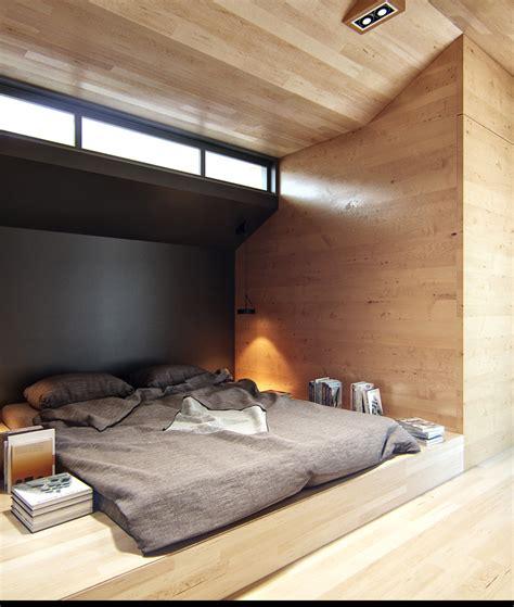 built in bed built in platform bed interior design ideas