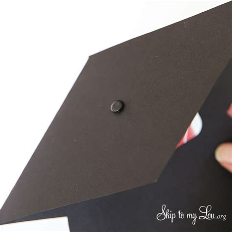 Graduation Gift Card Holder Template - graduation cap gift card holder skip to my lou
