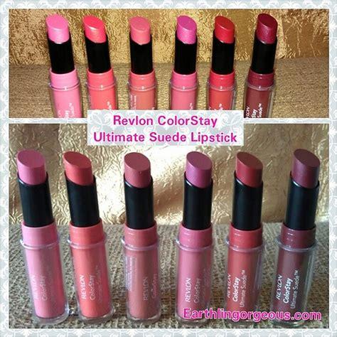 Harga Lipstik Make Original harga revlon colorstay ultimate suede lipstick