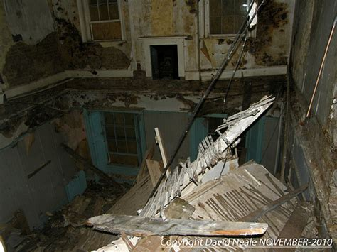 Floor Collapse by Leybourne Grange Collapsed Floor Flickr Photo