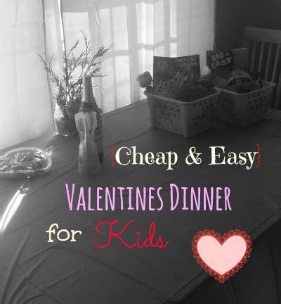 easy valentines dinner my cheap easy s dinner for single