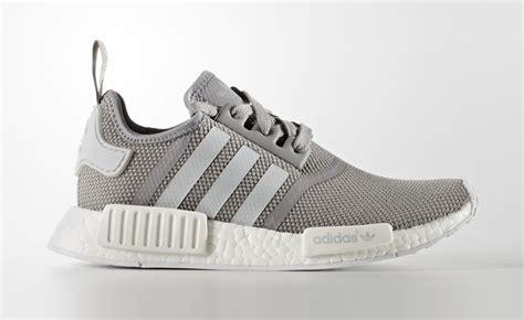 adidas nmdr kids solid grey sneakerbb releases