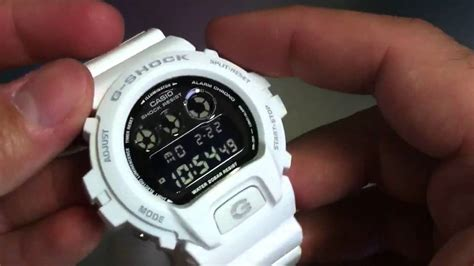 G Shock Dw 6900 White casio g shock dw 6900 white dw6900nb 7