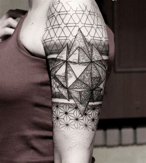 geometric pattern tattoo 100 breathtaking geometric designs